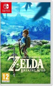 The Legend of Zelda: Breath of the Wild til Switch
