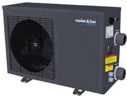 Swim & Fun Eco 5 kW varmepumpe til basseng