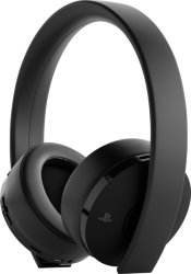 Sony PS4 Gold Wireless 7.1 Gaming Headset