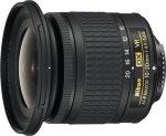 Nikon 10-20mm f/4.5-5.6G VR DX AF-P DX Nikkor