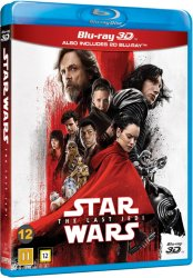 Star Wars - The Last Jedi (Blu-Ray + 3D Blu-ray)