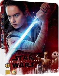 Star Wars - The Last Jedi Limited Steelbook (Blu-Ray)