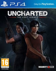 Uncharted: The Lost Legacy til Playstation 4