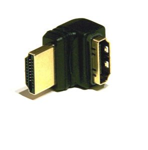 HDMI vinkel adapter 90° (Flere varianter)