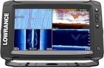 Lowrance Elite-9 Ti Med/High/Totalscan