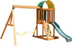KidKraft Ainsley lekestativ med sklie