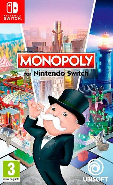 Monopoly til Nintendo Switch