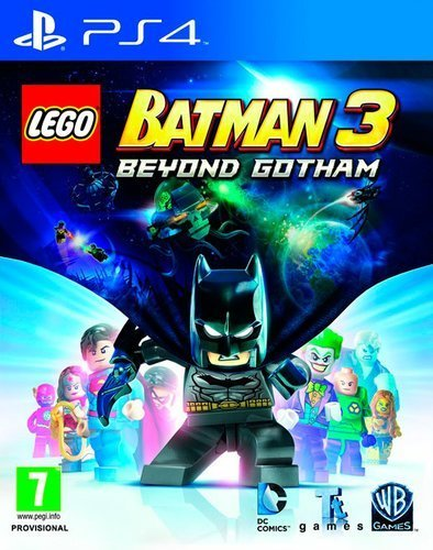 LEGO Batman 3: Beyond Gotham til Playstation 4