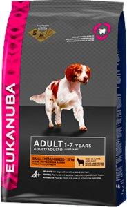 Eukanuba Adult Small & Medium Breed 12 kg