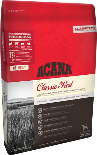 Acana Dog Classic Red 17 kg