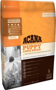 Acana Dog Puppy Large Breed 17 kg