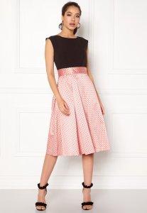 Closet London Pleated 2 in1 dress
