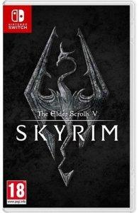 The Elder Scrolls V: Skyrim til Switch