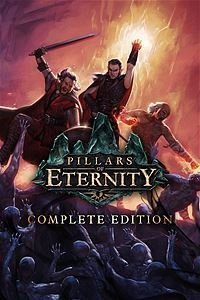 Pillars of Eternity: Complete Edition til Xbox One