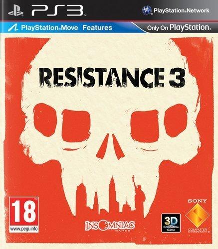 Resistance 3 til PlayStation 3