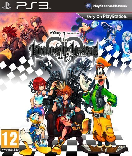 Kingdom Hearts HD 1.5 ReMIX til PlayStation 3