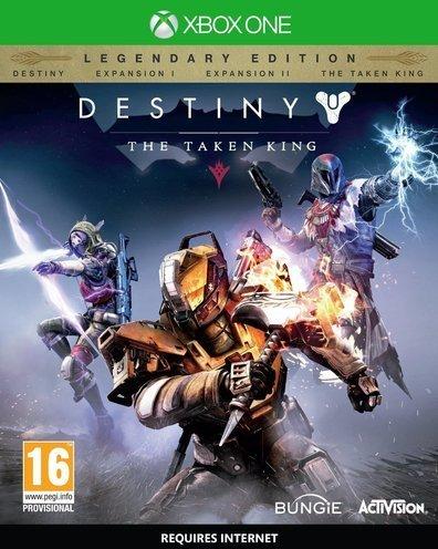 Destiny: The Taken King til Xbox One