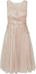 Cream Barbara kjole