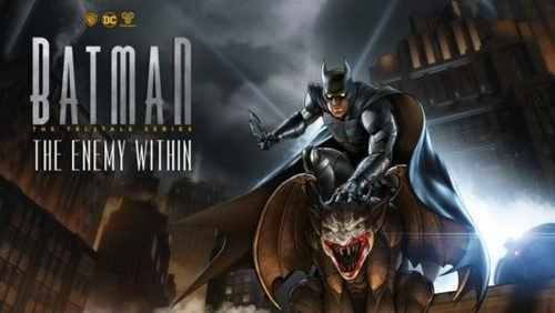 Batman: The Enemy Within til Xbox One