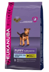 Puppy Large Breed 15 kg