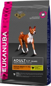 Eukanuba Adult Maintenance Medium Breed 15 kg