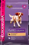 Eukanuba Puppy All Breed 12 kg