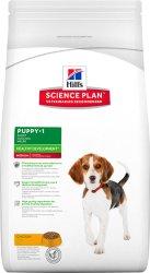 Hill's Science Plan Puppy Healthy Development Medium 7,5 kg