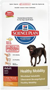 Hill's Science Plan Dog Adult Healthy Mobility Large Breed 12 kg