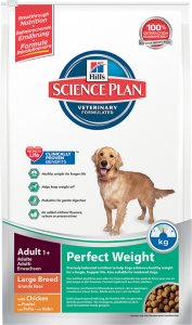 Hill's Science Plan Dog Adult Perfect Weight Large Breed 12 kg