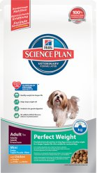 Hill's Science Plan Dog Adult Perfect Weight Mini 2 kg