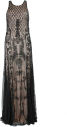 Frank Lyman Beaded Gown