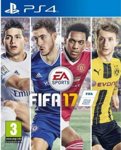 FIFA 17 til Playstation 4