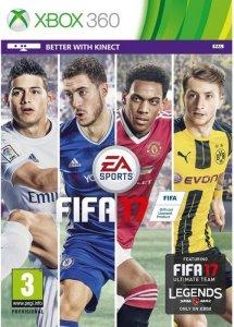 FIFA 17 til Xbox 360