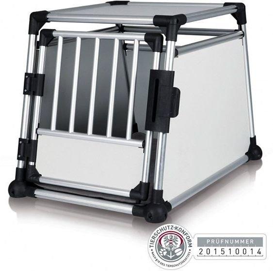 Trixie Aluminium Hundebur 3 (Medium/Large)