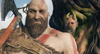 Ny God of War-oppdatering lar Kratos vise frem sin lystige side