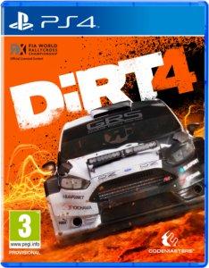 Dirt 4 til Playstation 4