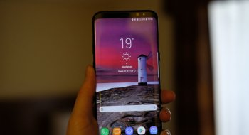 Test: Samsung Galaxy S8+