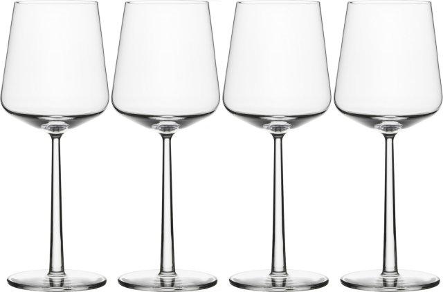 Iittala Essence rødvin 45cl 4 stk