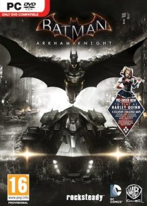 Batman: Arkham Knight til PC
