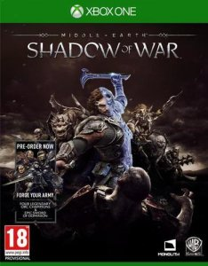 Middle-earth: Shadow of War til Xbox One
