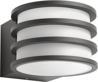 Philips Hue Lucca Outdoor Wall Lamp White | Dustinhome.no