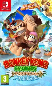 Donkey Kong Country: Tropical Freeze til Switch