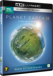 Planet Earth 2 (4K UHD Blu-Ray)