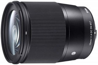 Sigma 16mm f/1.4 DC DN Contemporary for Sony E