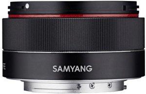 Samyang AF 35mm f/2.8 til Sony FE