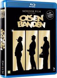 Olsenbanden Samleboks Remastered (Blu-Ray)