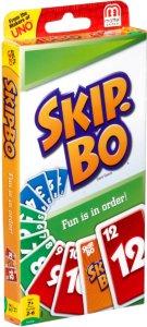 Skip-bo Kortspill