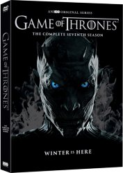 Game of Thrones Sesong 7 (DVD)