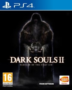 Dark Souls II: Scholar of the First Sin til Playstation 4