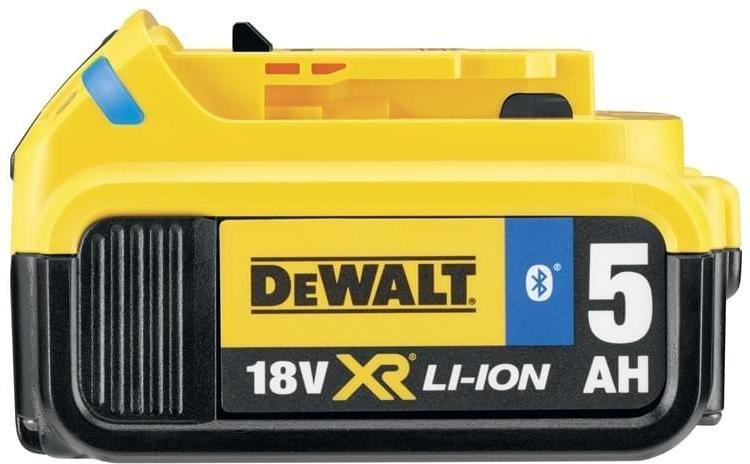DeWalt DCB115P2 batterier og lader | XR 18V 5,0Ah | Verktøy.no